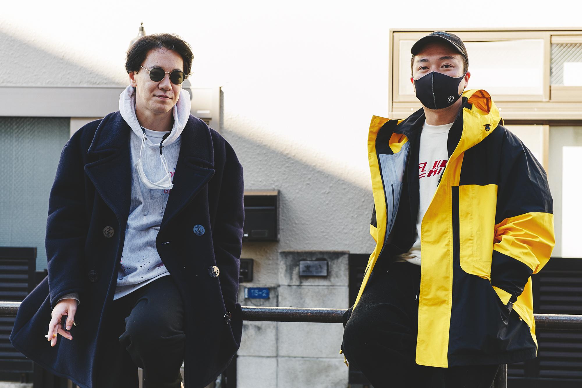 谷本春幸(右)